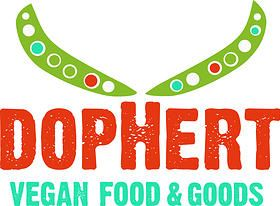 dophert, great place for lunch especially for vegetarians.