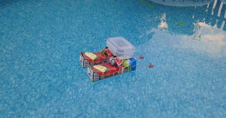 """Zdravím! Nedávno jsem vydal článek o první konstrukci Arduino lodičky a problémech, které mě potkaly při tvorbě tohoto Arduino projektu.Článek bylspíše o testování mých nápadů a řešení, než o realizaci a konečné podobě projektu. Dnes vám taky neukáži konečný produkt, <a class=""""read-more"""" href=""""https://arduino.cz/arduino-projekty-uno-wifi-lodicka-2/"""">[klikněte zde...]</a>"""