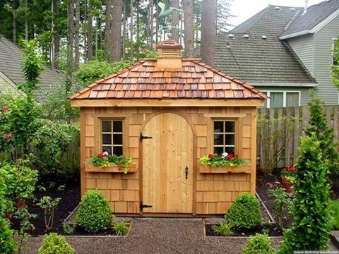 cute little garden shed special playhouse for the kids or a private - Garden Sheds Reading