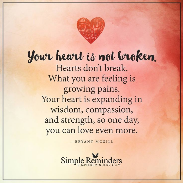 Generous Broken Heart Quotes Brainy Images - Valentine Gift Ideas ...