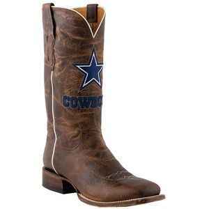 Lucchese Dallas Cowboys Boots... drool