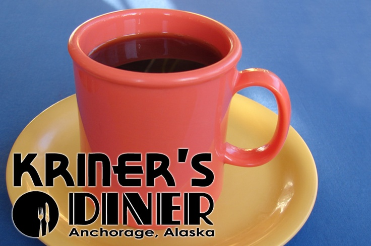 Anchorage  Kriner's diner, have NEVER left hungry!