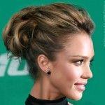 peinados de fiesta 150x150 cabello Peinados y looks 2010 para una noche de fiesta especial