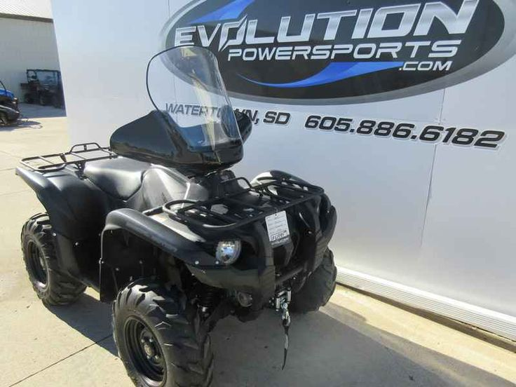 Used 2014 Yamaha Grizzly 700 FI Auto. 4x4 EPS Special Edi ATVs For Sale in South Dakota. 2014 Yamaha Grizzly 700 FI Auto. 4x4 EPS Special Edition, 2014 Yamaha® Grizzly 700 FI Auto. 4x4 EPS Special Edition Stealth Edition Grizzly As the top performer on its class, it'll be hard to under the radar with the new Grizzly 700 4x4 SE and its awesome tactical black paint job, special cast aluminium wheels and discreet yet aggressive graphics. Key Features May Include: The Grizzly 700 Special Edition…