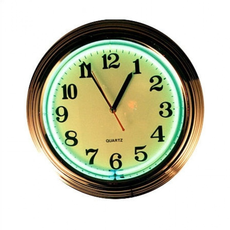 53 best images about Wall clock on Pinterest | Bud light ...