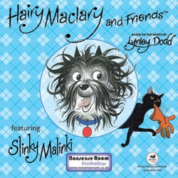 Hairy Maclary and Friends Show Featuring Slinky Malinki