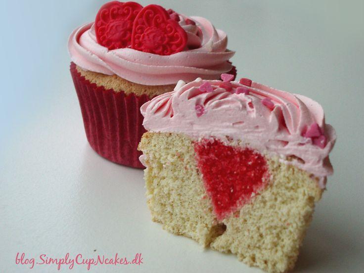 Valentines cupcakes ♥