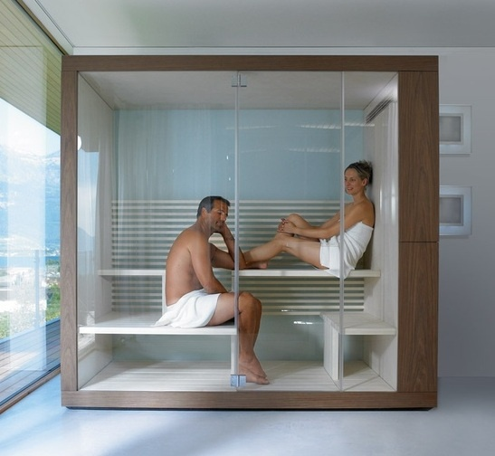 Indoor indoor sauna