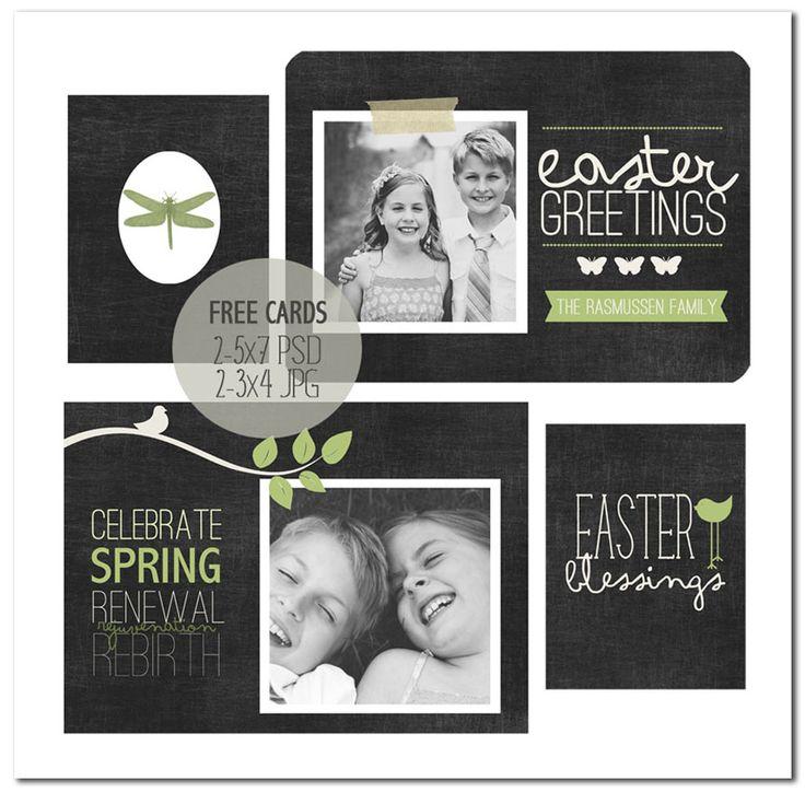 4x8 photo card templates free