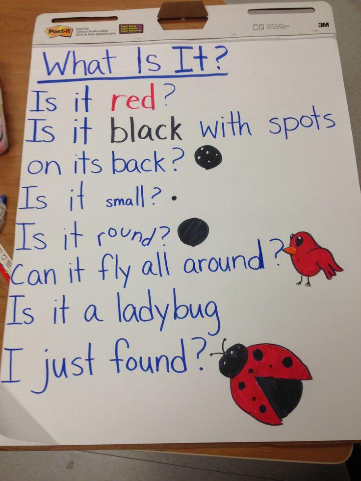 Sight Word Poem - is, it