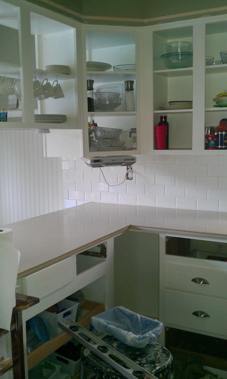 Daich Coatings (Spreadstone or Tech-Stone) refinishing kit countertop ...