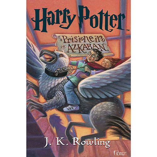 Harry Potter e o Prisioneiro de Azkaban, Vol. 3 - J. K. Rowling