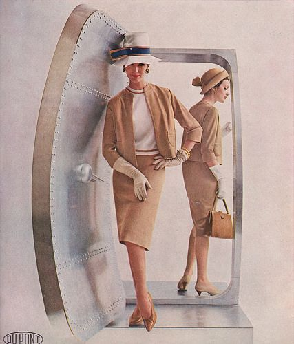 Lofties by Lawrence for DuPont 1961 | barbiescanner | Flickr