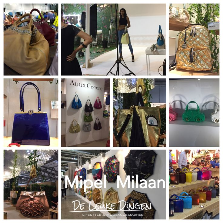 Deze week #trends bekeken in #Milaan... Qua tassen wordt het vooral veel #okergeel en #bordeaux rood!  www.deleukedingen.nl Tassen Tassen Tassen ... #okergeel #mint #bordeaux #babyblauw #oranje #army #paars #goud #zilver #Stoere #Grote #Kleine #glitter #tasjes #buideltjes #stenen #studs #bont #croco #franjes