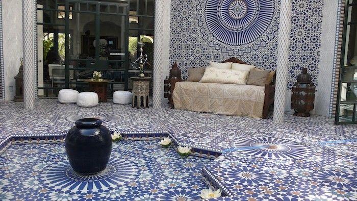 marocaine carrelage marocain