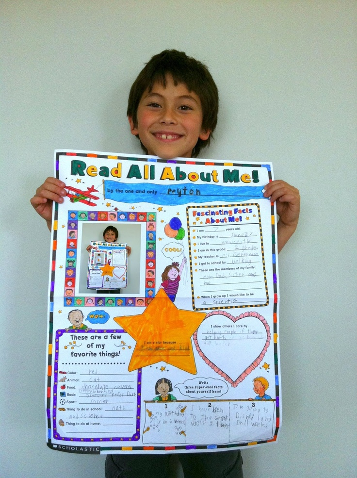 The Contemplative Creative: School Project : About Me ...