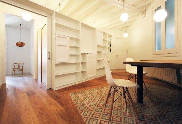 17 mejores im genes sobre design en pinterest - Reforma piso completo barcelona ...