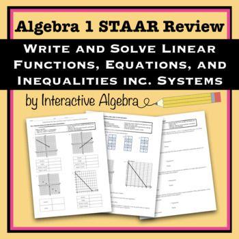 17 best algebra 1 staar review images on pinterest algebra 1 rh pinterest com Algebra 1 STAAR Test Score Algebra 1 STAAR Chart