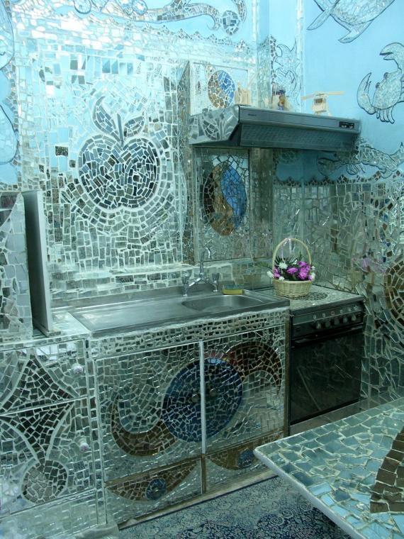 House of Mirrors: Street 94, Block 9, Kuwait City, Kuwait