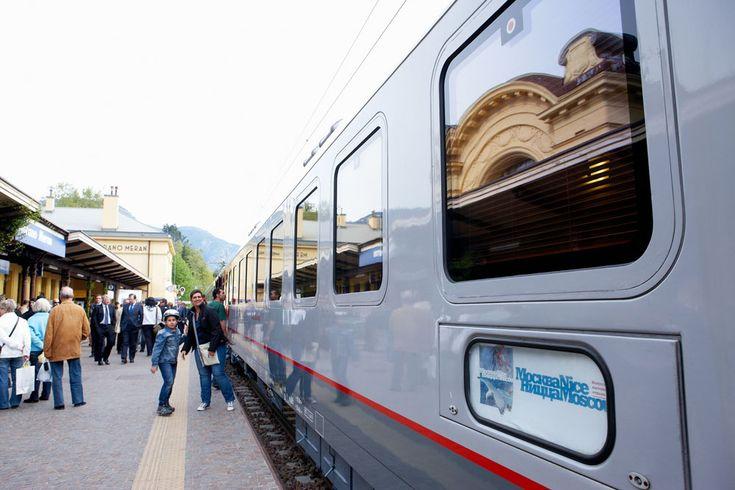 Как добраться в Европу на поезде - Lifestyle - Euromag.ru