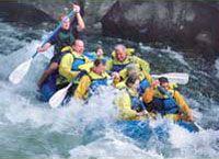 Nantahala River Whitewater Rafting