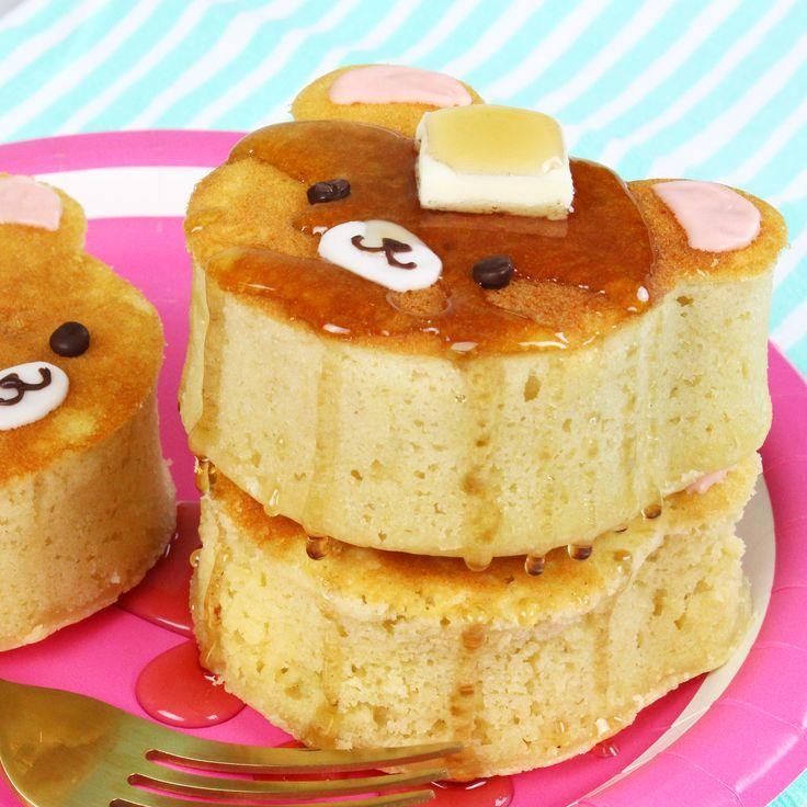 Japanese Fluffy Pancakes – Kawaii Sweet World