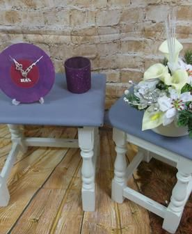 RevampedUp upcycling retro vintage furniture gifts vinyl records clocks upcycled pre-loved recycled recycling