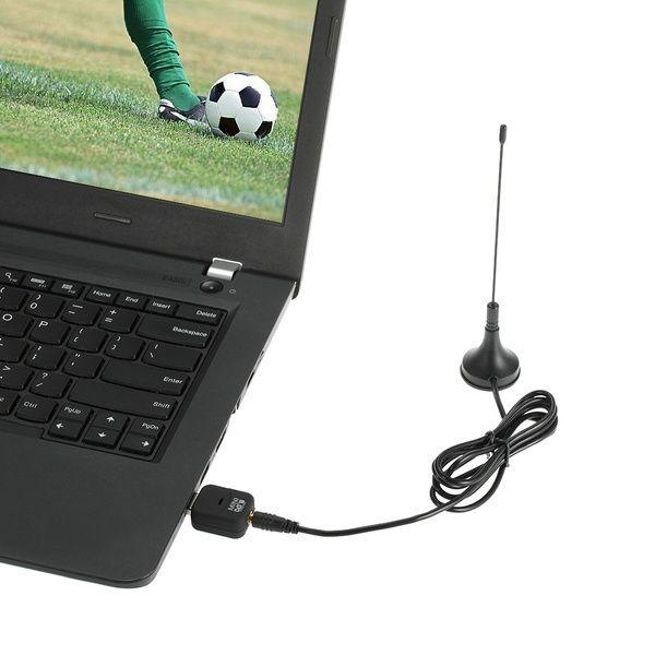 Usb 2 0 Digital Dvb T Hdtv Tv Tuner Receive Usb Stick Dvb T Usb Dongle For Windows 7 8 10 Pc Noteboo In 2020