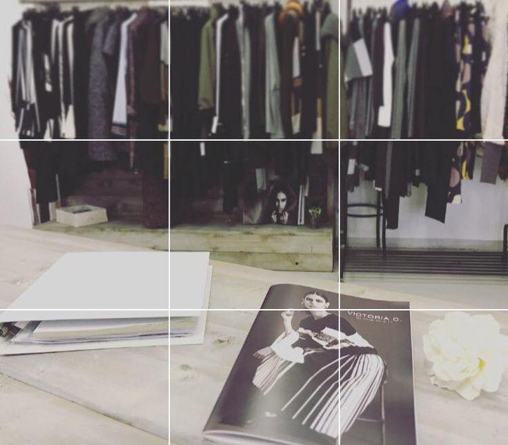 Presentazione New Collection A/I 16-17 #vic #victoriac #fashion #moda #street #italy #carpi