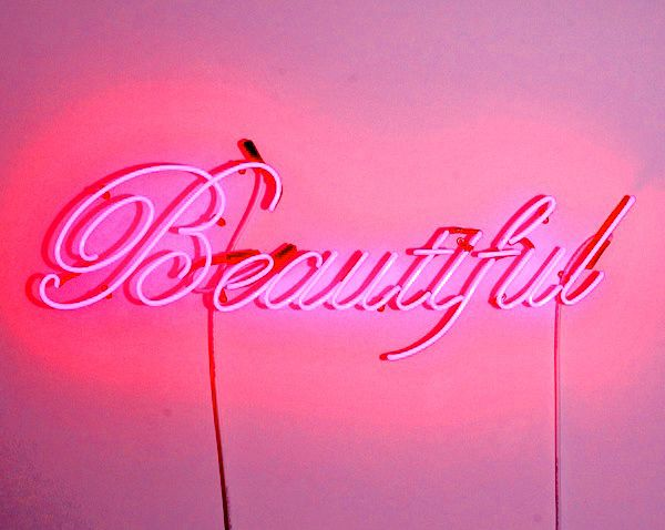 Beautiful! #neon