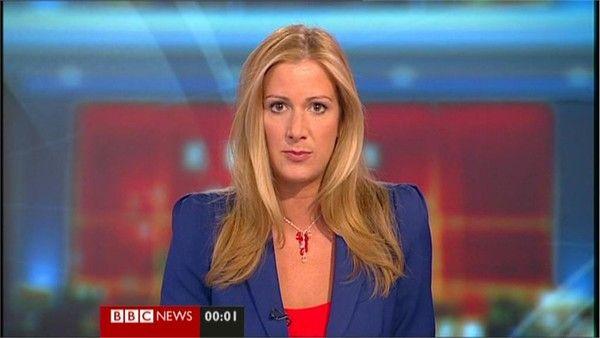 IMG RACHAEL BLAND, BBC Presenter