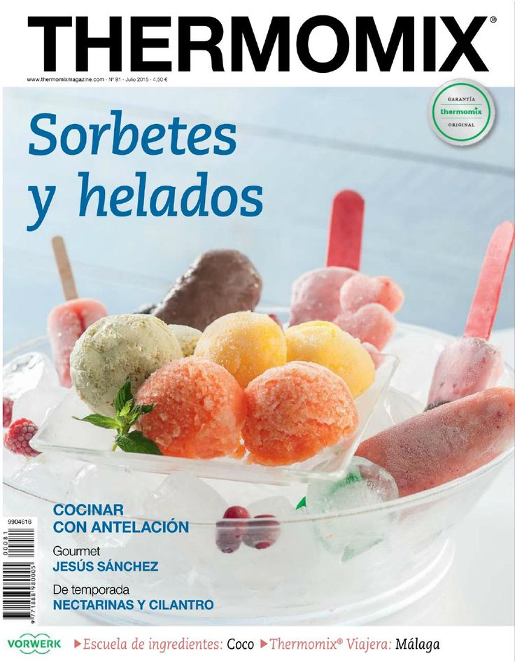 Thermomix magazine julio 2015 por argent - issuu