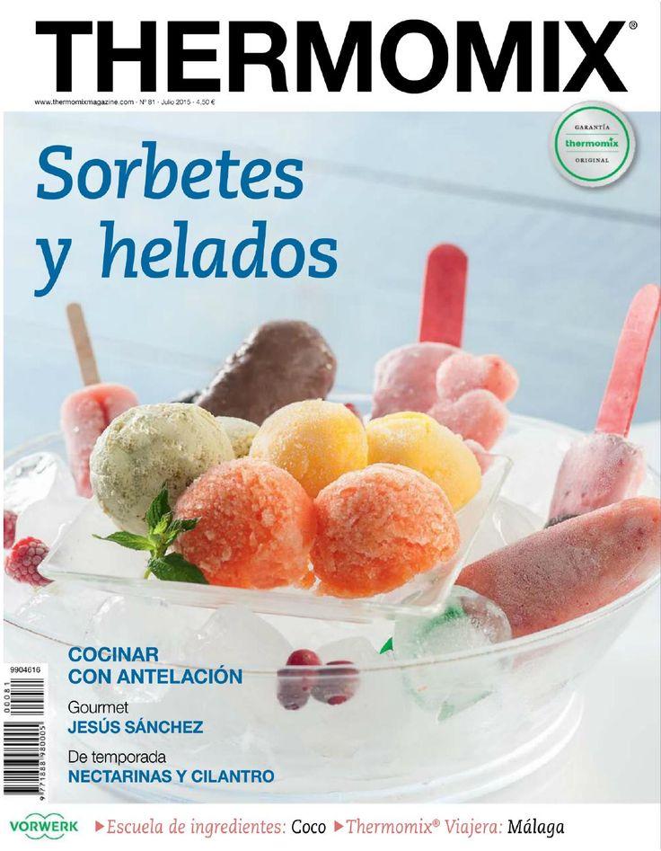 Thermomix magazine julio 2015