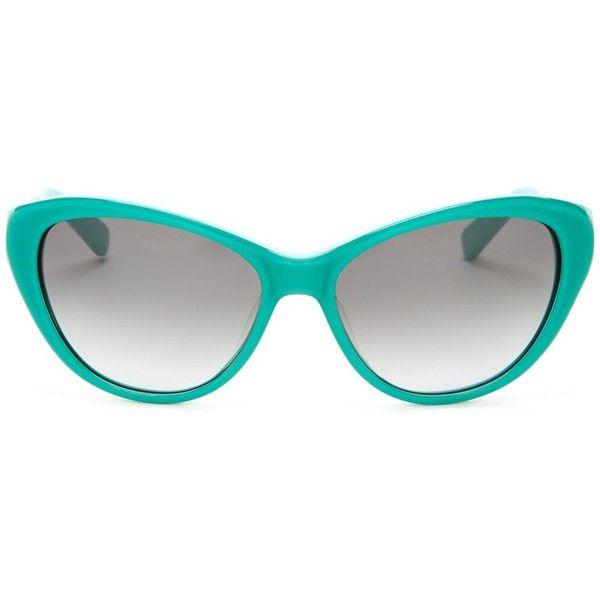 Kate Spade Tortoise Shell Glasses Frames : kate spade new york Womens Dellas Sunglasses (990 MXN ...