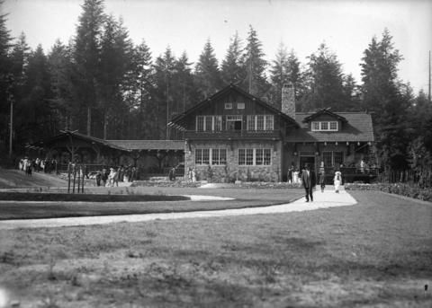[Stanley Park Pavilion] - City of Vancouver Archives