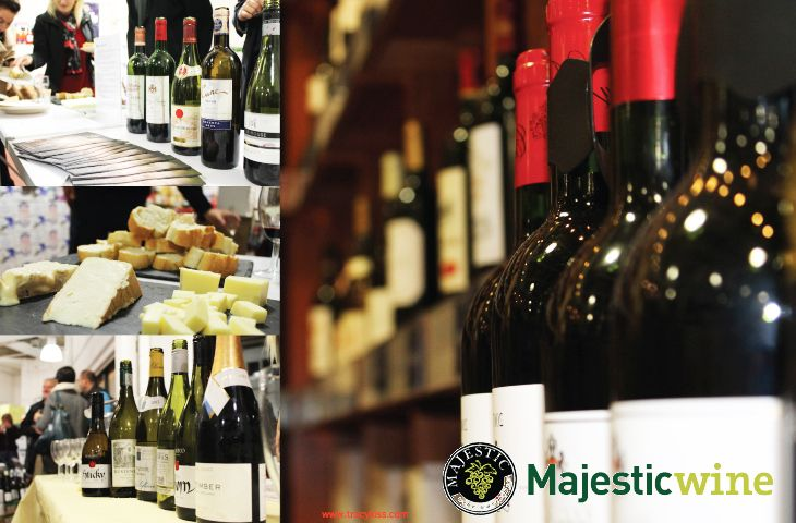 Majestic Wine Warehouse Spotlight Tasting Event