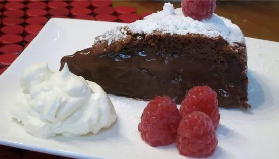 Magic Chocolate Custard Cake Recipe Easy Video Instructions