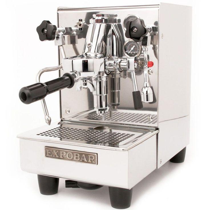 Expobar Office Lever Semi-Automatic Espresso Machine