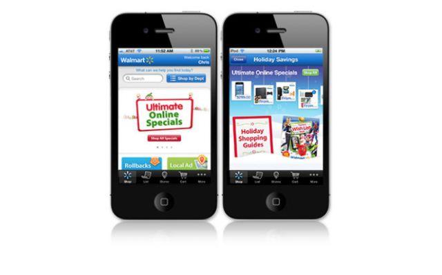 #Walmart комбинират онлайн и офлайн търговията в приложение