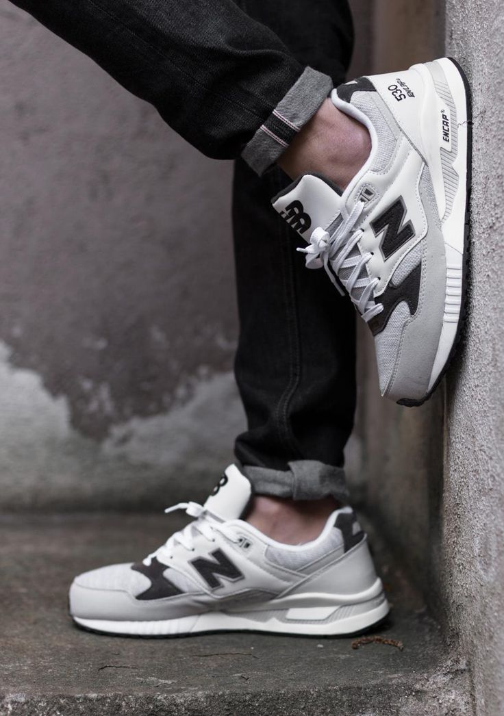 New Balance 530: size 8/ Grey/White/on saaaaaale/ http://www.newbalance.com/recently-reduced/womens-recently-reduced-shoes/