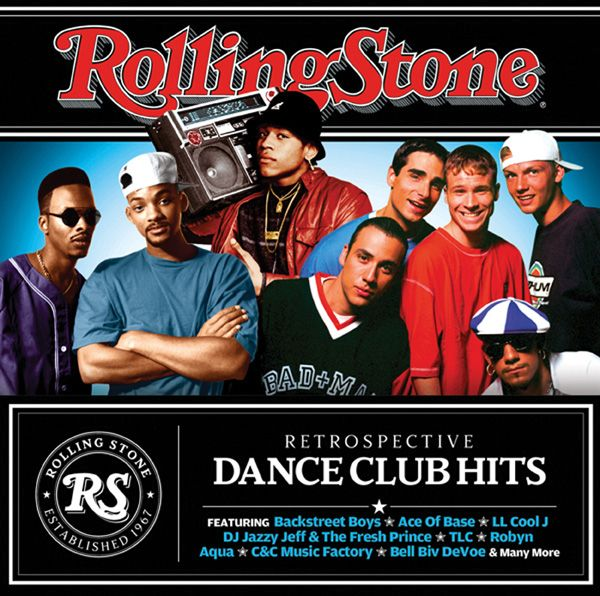 Various - Dance Club Hits, Grey
