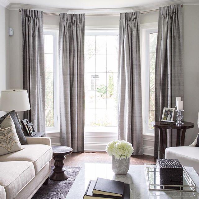 Best 25+ Bow window treatments ideas on Pinterest ...