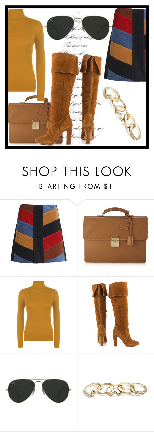 """Sin título #263"" by mercy-rut-de-rojas on Polyvore featuring moda, M.i.h Jeans, Louis Vuitton, WearAll, ALDO, Ray-Ban y GUESS"
