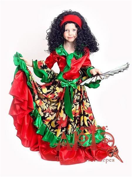 Сказочные персонажи для оформления новогоднего костюма