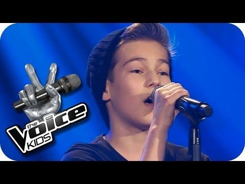 Stepan - Only Girl (In The World) | The Voice Kids 2014 | Blind Audition - YouTube