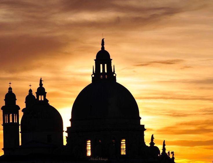 Venezia chiesa della Madonna della salute