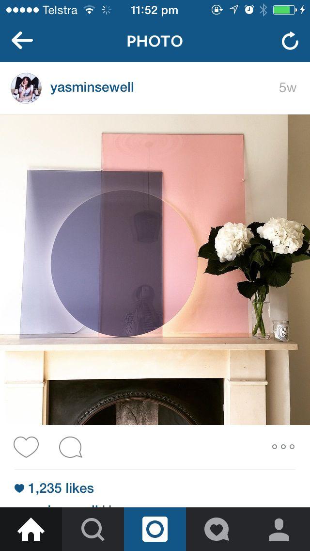 E15 LT04 Colour Light from Living Edge $2692 Yasmin Sewell Apartment