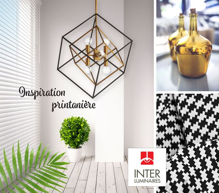 Nous sommes partout! De Val d'Or à Baie-Comeau, 25 magasins INTER Luminaires pour vous inspirer. http://interluminaires.com/magasin/