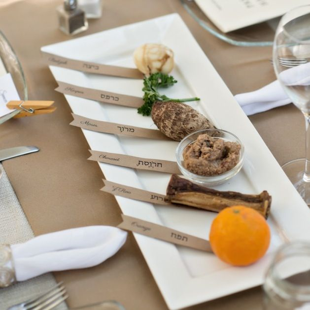 Real Jewish Celebrations: An Outdoor Pesach Seder