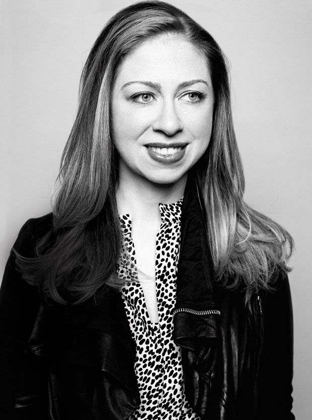 Chelsea Clinton Is Shattering Glass Ceilings: comments reveal that people have had it with the Clintons